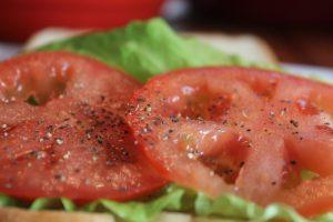 Creole Fried Turkey Salad Sandwich-Creole Contessa