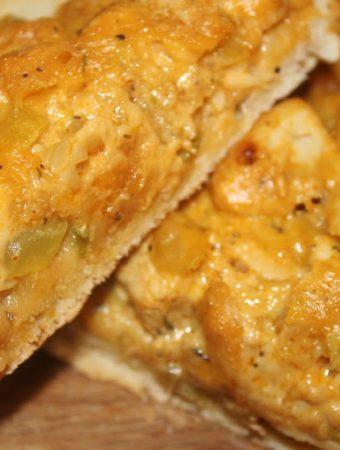 Creole Chicken Bread