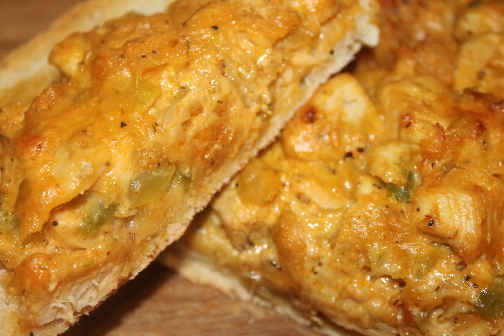 Creole Chicken Bread