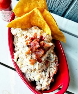 Neiman Marcus Dip, My Way-Creole Contessa