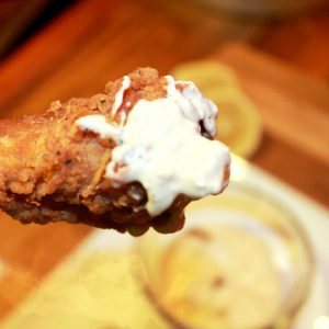 Inside Out Hot Wings-Creole Contessa