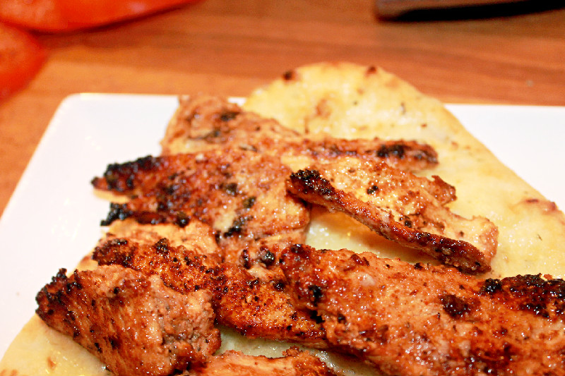 Chicken Shawarma with Garlic Oil - Creole Contessa