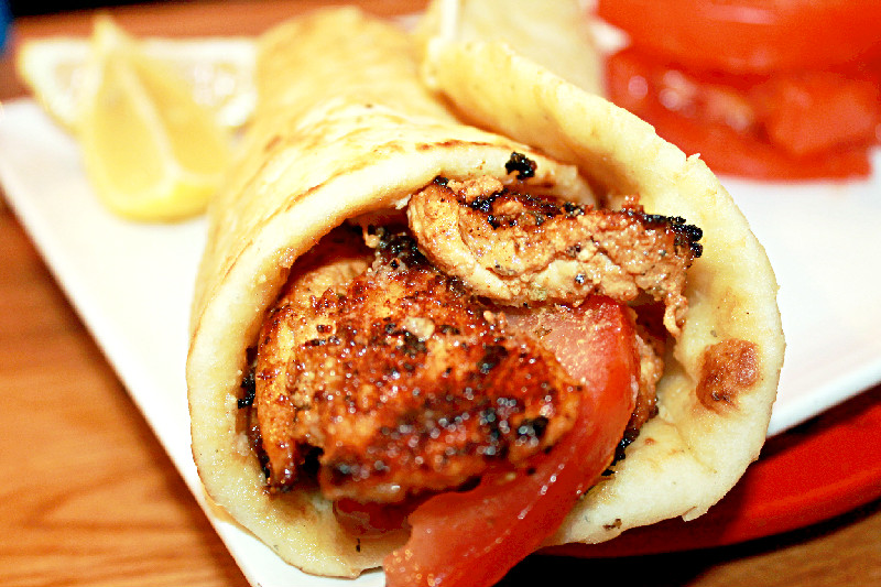 Chicken Shawarma is one of my favorite sandwiches. Garlic, lemon ...