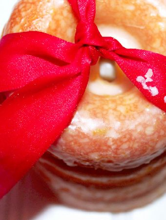 Quick Lemon Lover Baked Doughnuts