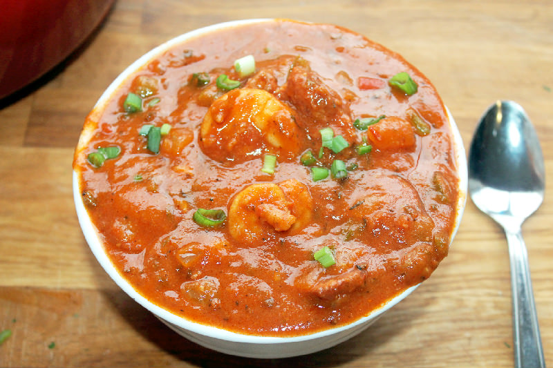 Shrimp Creole Fat Tuesday Style - Creole Contessa