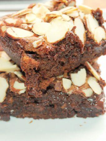 Chocolate Chip Brownies Ooey Gooey