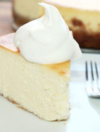Mile High Cheesecake