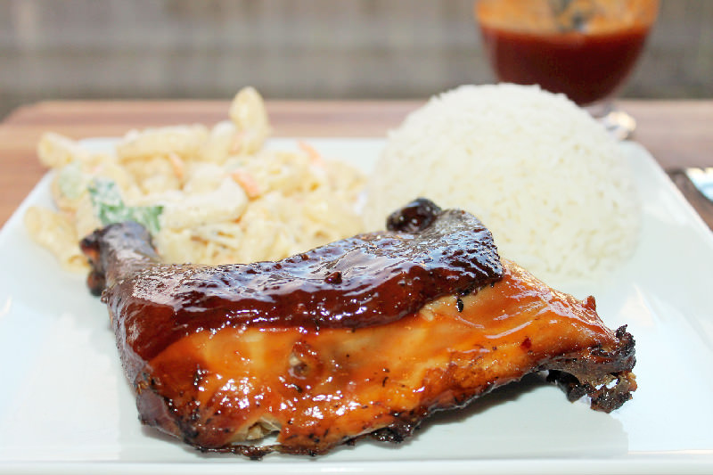 Smoked Huli Huli Chicken