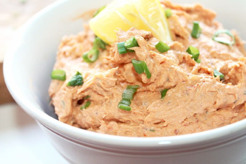 Salmon Spread Recipe — Dishmaps