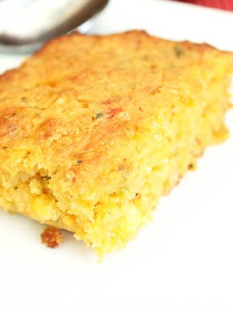 Cajun Spoon Bread. Cajun Week Day 6