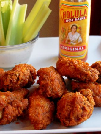 Cholula Wings