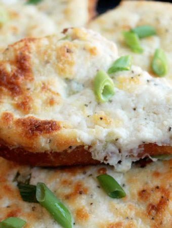 Italian Scallion Cheese Bread