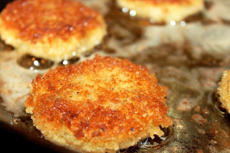Mini Salmon Croquettes with Creamy Avocado Sauce - Creole Contessa