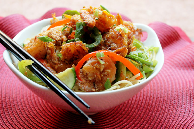 Jalapeno Shrimp with Lime Thai Style-Creole Contessa