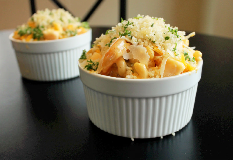 Shrimp Mac and Cheese-Creole Contessa