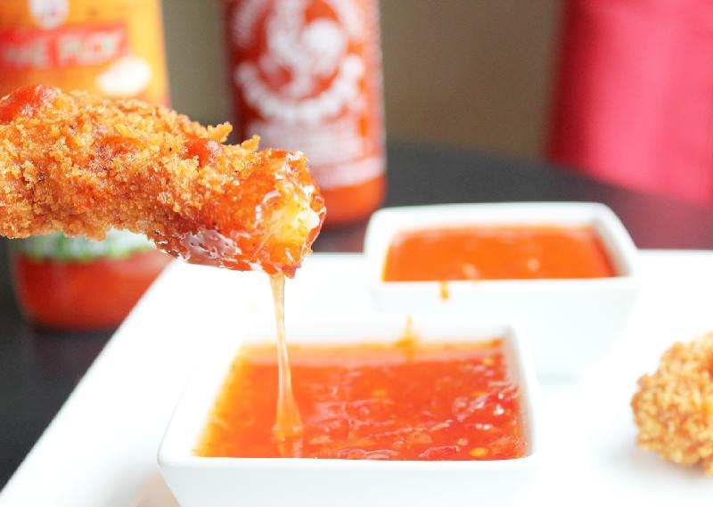 Sriracha Sticks