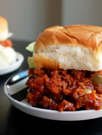 Spicy Asian Sloppy Joes