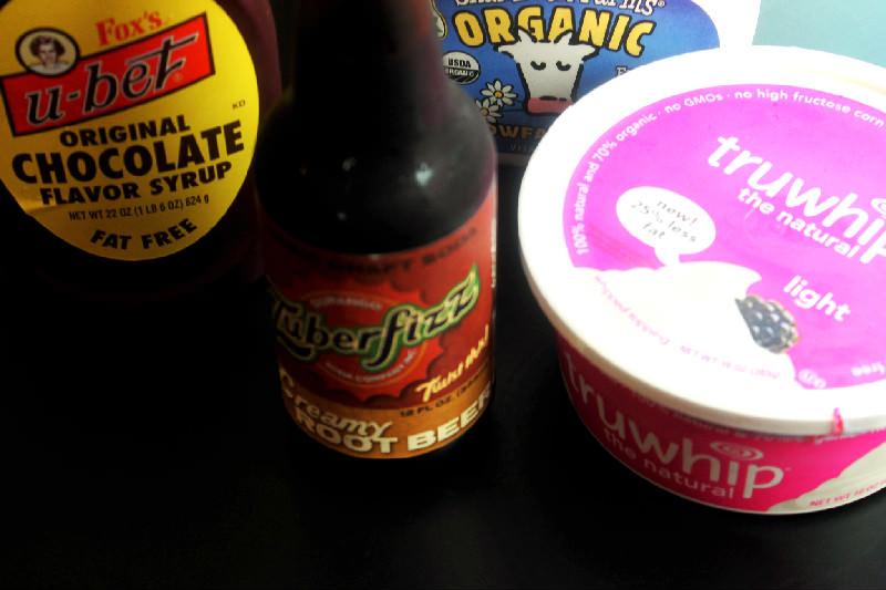 Root Beer Egg Cream Soda-Creole Contessa