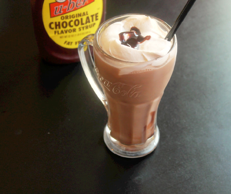 Root Beer Egg Cream Soda-Creole Contessa