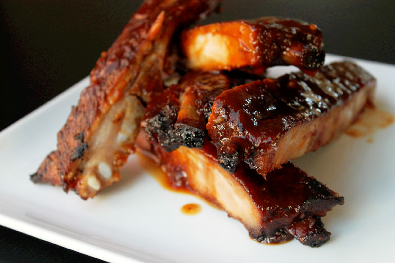 Korean Barbecue Ribs-Creole Contessa