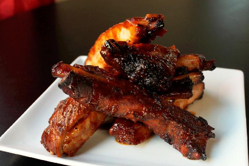 Korean Barbecue Ribs-Creole Contessa