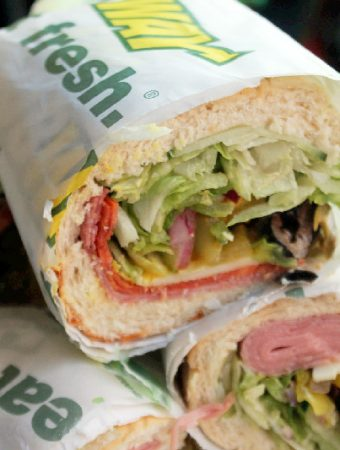 Subway Corporate Catering