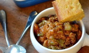 Creole Chili-Feed Your Soul Too