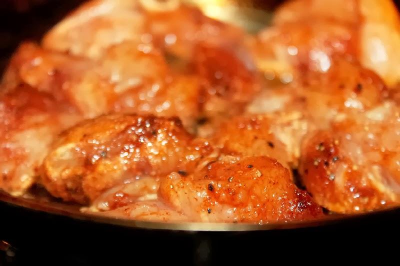 Chicken Enchilada with Chili Gravy - Creole Contessa