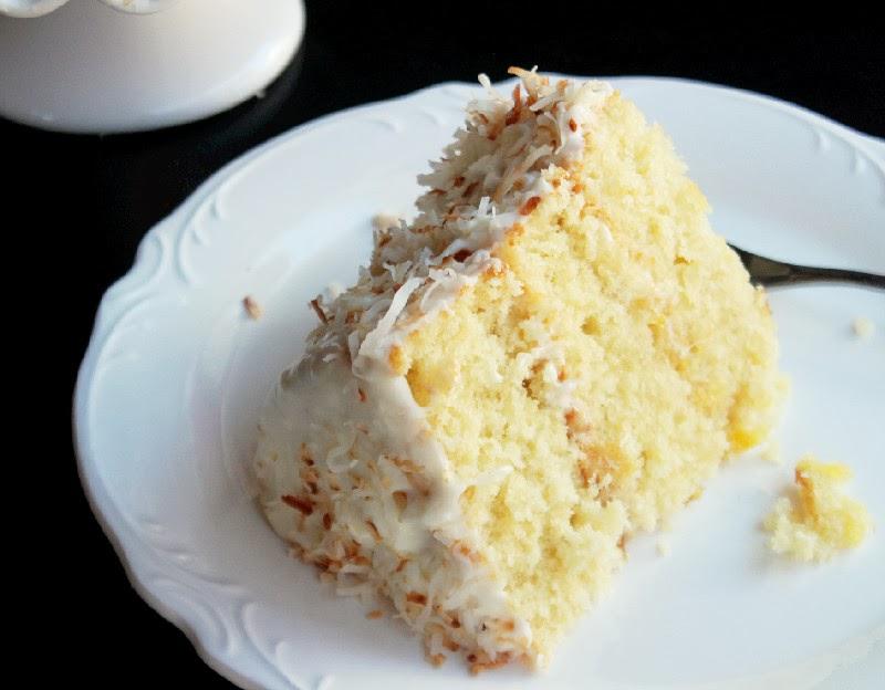 Coconut Flour Coconut Milk Cake Recipe