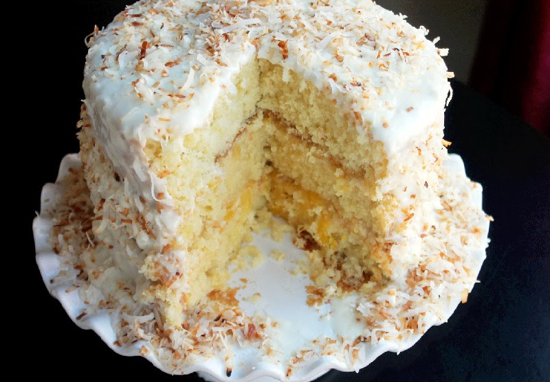 Day Coconut Cake