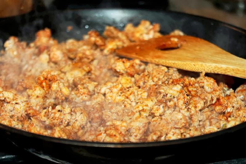 Sausage Tater Tot Casserole-Creole Contessa