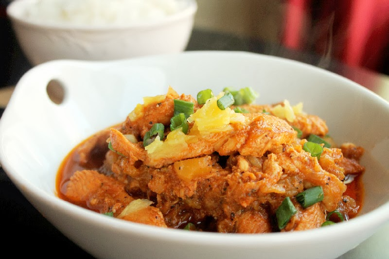 Pineapple Chicken Quick and Easy- Creole Contessa
