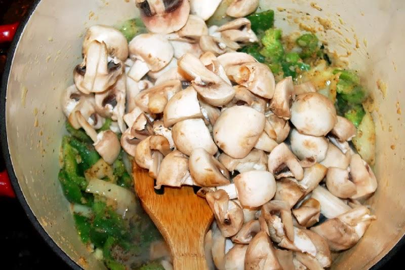 Green Bean Hash Brown Casserole-Creole Contessa