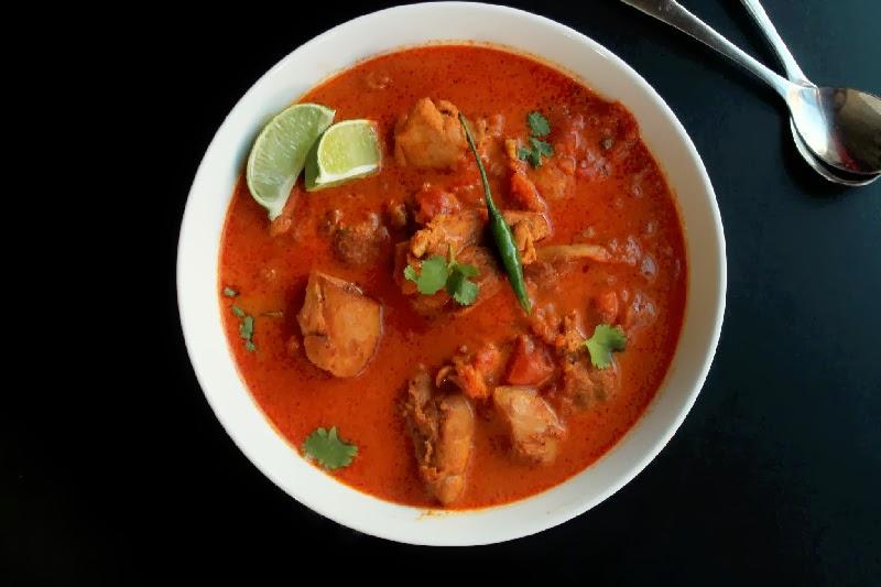 Spicy Thai Food Recipes