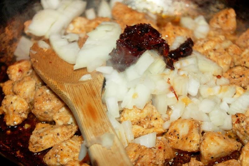 Chicken Cordon Bleu Casserole-Creole Contessa