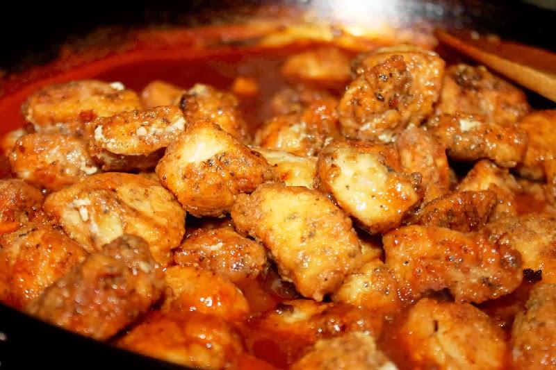 PF Chang's Orange Peel Chicken Copycat-Creole Contessa