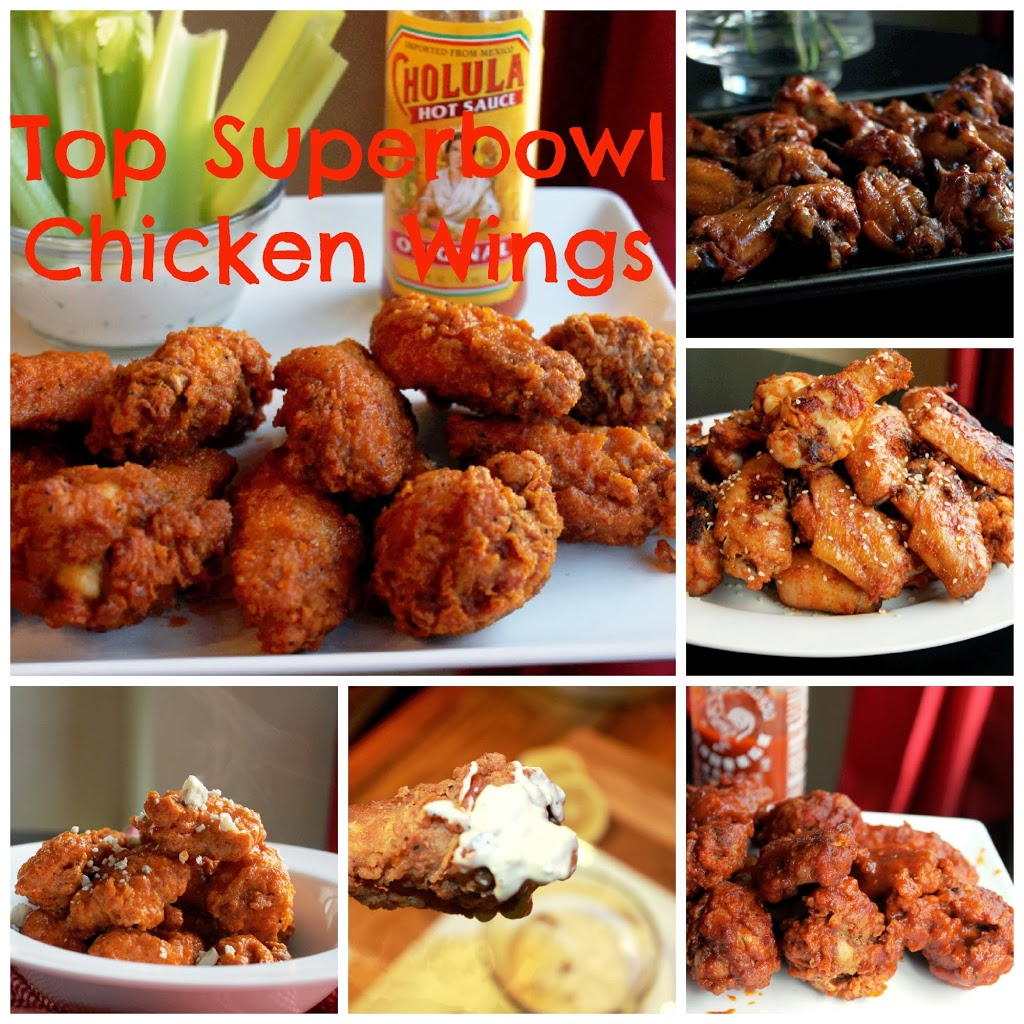 Super Bowl Chicken Wings-Creole Contessa