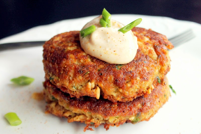 Canned Salmon Cakes Baked