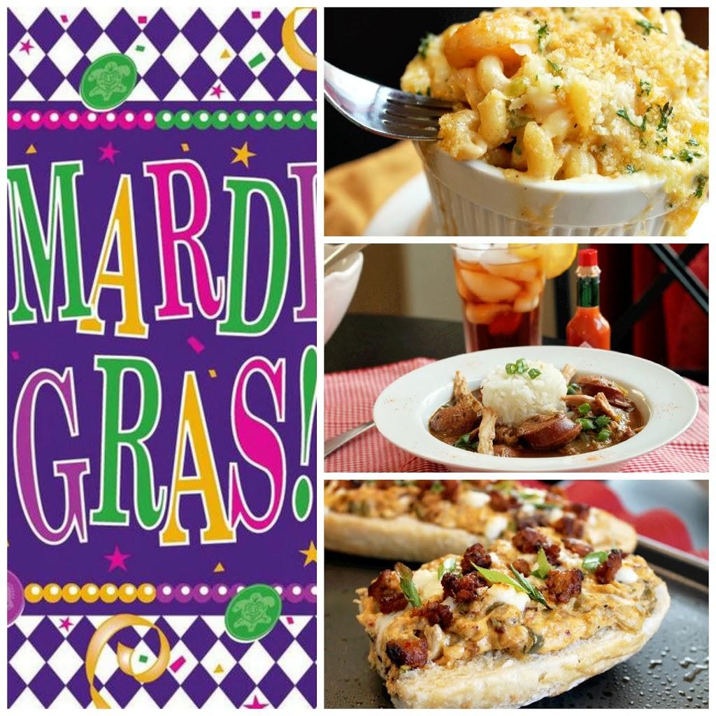 Creole Mardi Gras Recipes-Creole Contessa