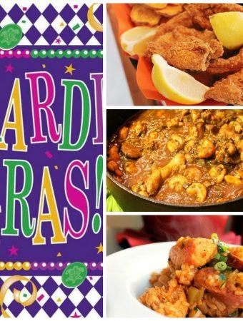 Creole Mardi Gras Recipes