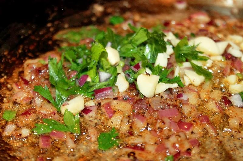 Pasta Peas and Bacon-Creole Contessa