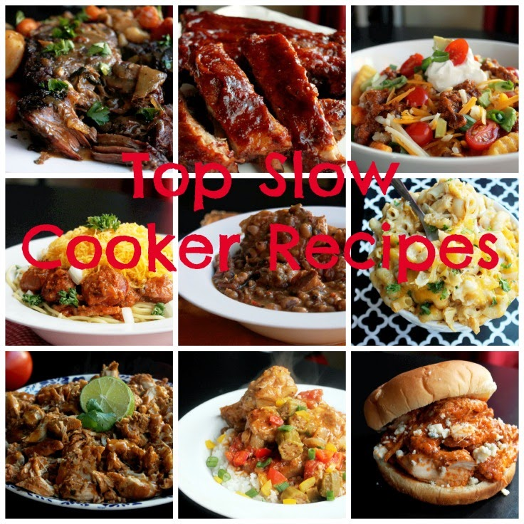 Best of Slow Cooker Recipes-Creole Contessa