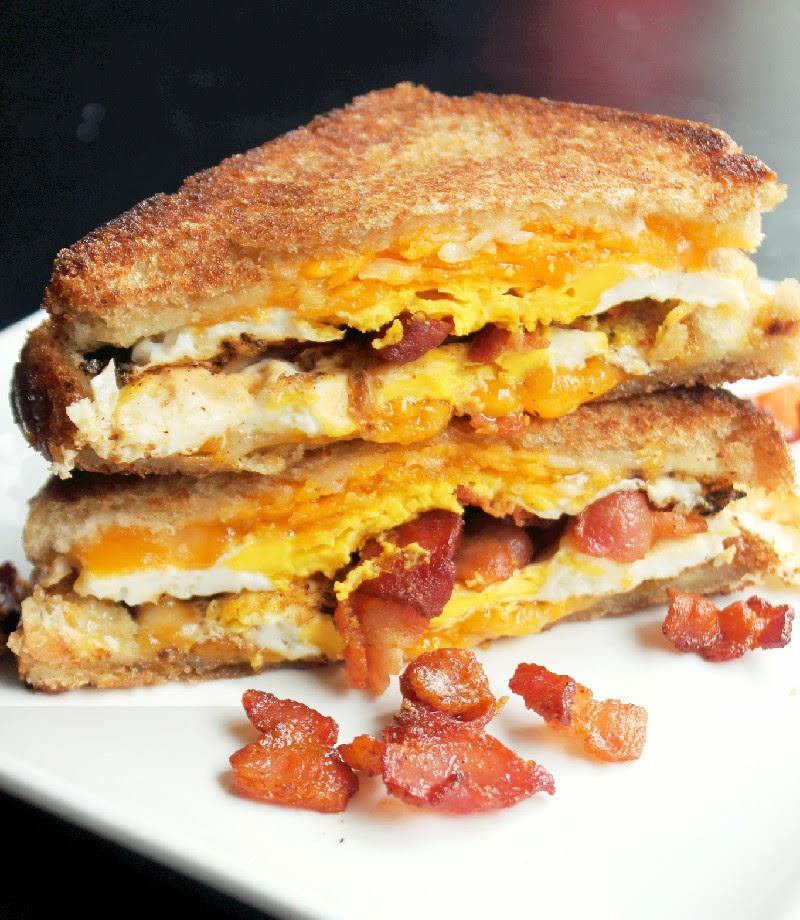 Food Network Bacon Egg Salad Sandwich