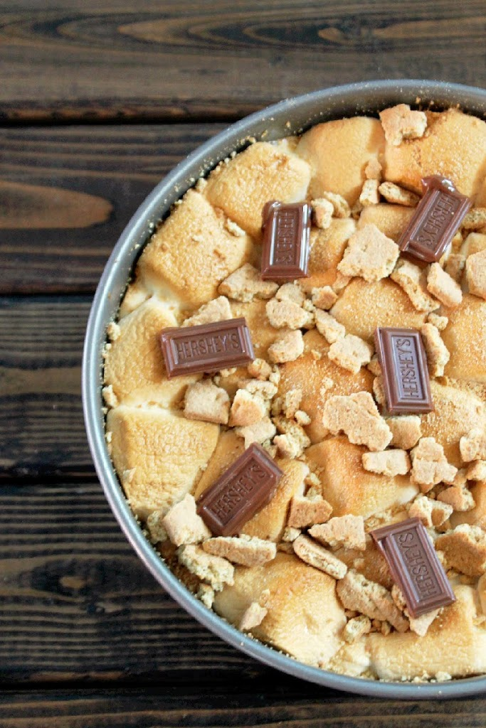 Gooey Cookie Dough Smores-Creole Contessa