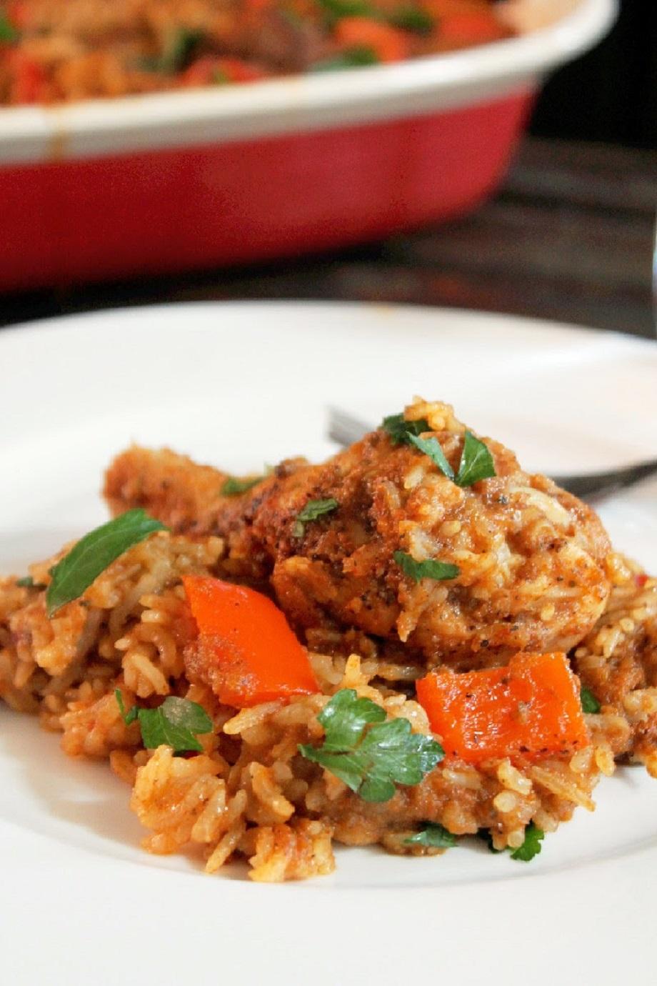 wparroz con pollo (chicken with rice) (7)