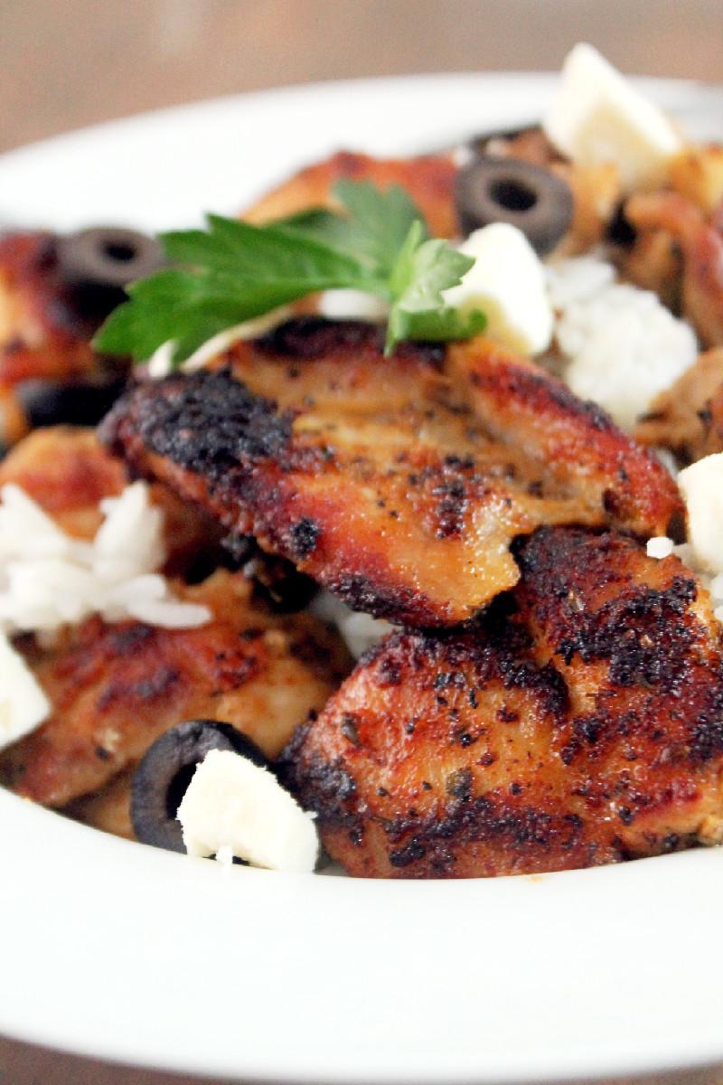 greek chicken bowls (3)