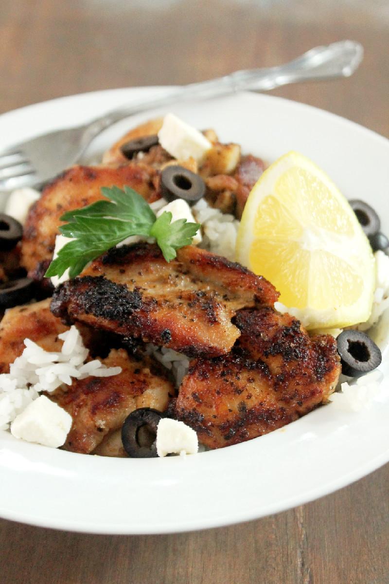 greek chicken bowls (4)
