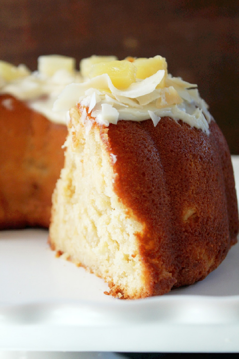 How To Make Pina Colada Rum Cake