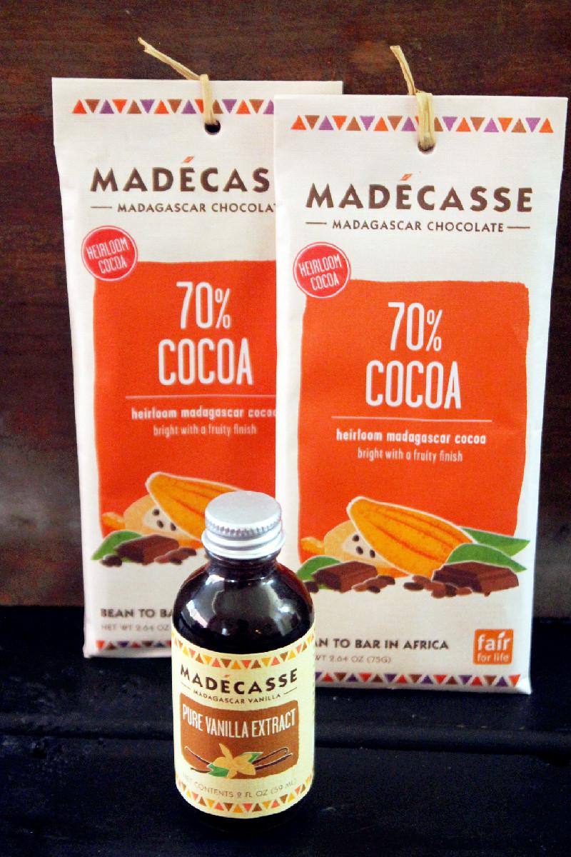 Chocolate Mousse-Creole Contessa