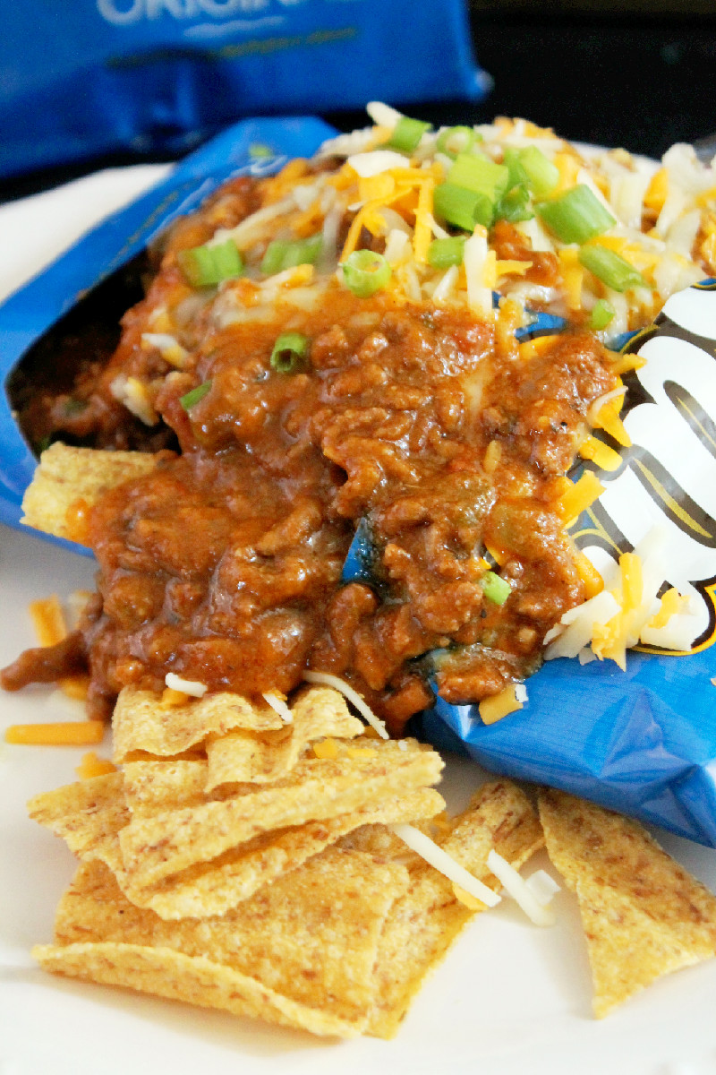 Sun Chips Chili Pie-Creole Contessa